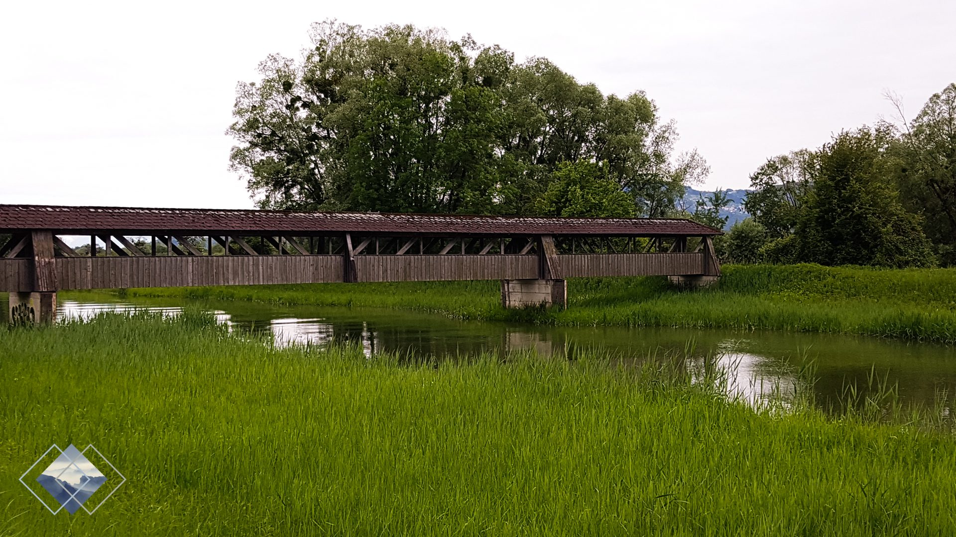 Brücke Bodenseeradweg