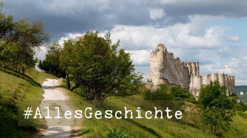 Chateau Gaillard, Burg Richard Löwenherz