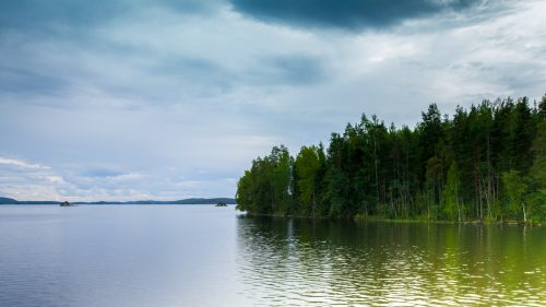 Saimaa in Finnland