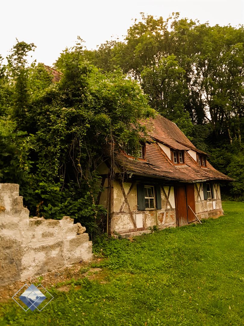 altes Bauernhaus in Stühlingen